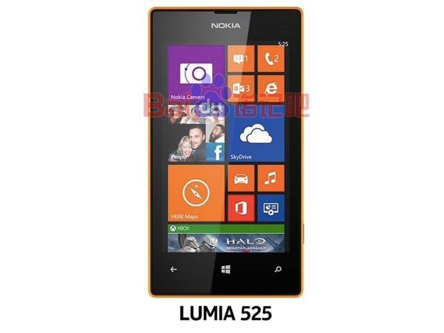 Specs Nokia Lumia 525