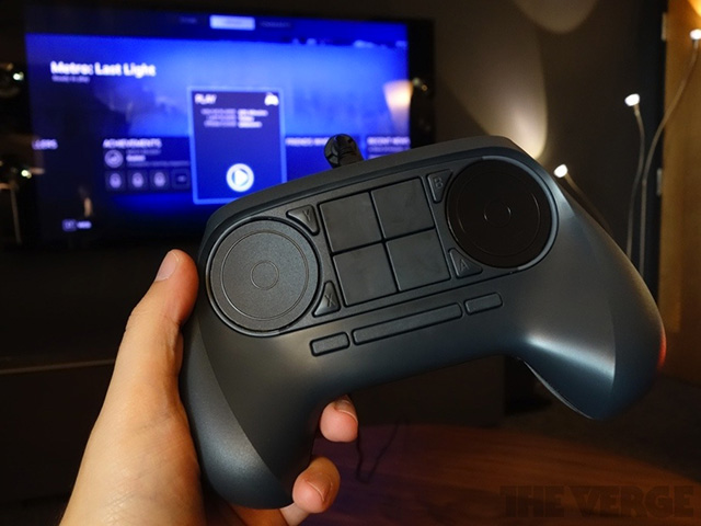 Steam Controller : image 3