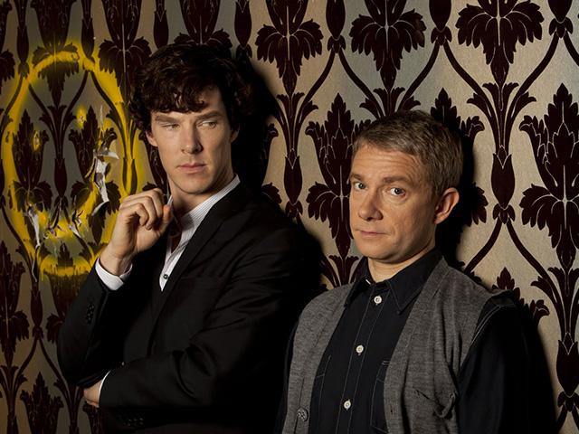 Teaser saison 3 Sherlock nov2013