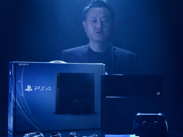 Unboxing PlayStation 4