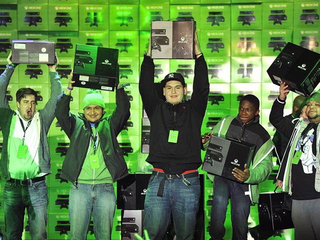 Ventes Xbox One