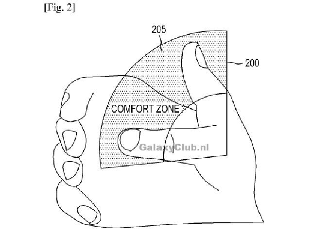 Brevet Samsung : un second schéma