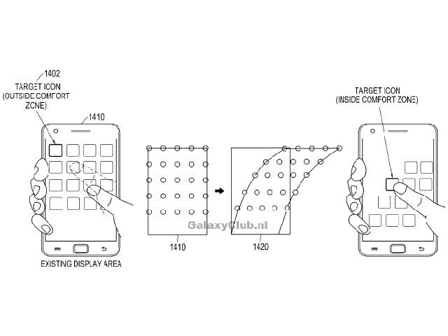 Brevet Samsung : un cinquième schéma