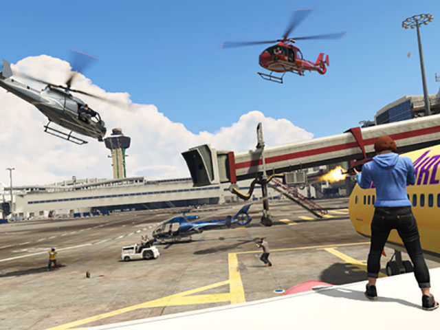 Capture GTA Online