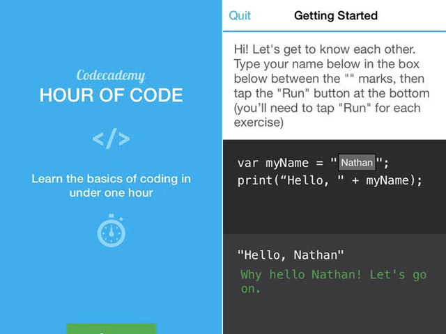 Codecademy iOS