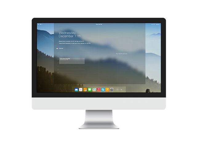 Concept OSX iOS 7 : image 2