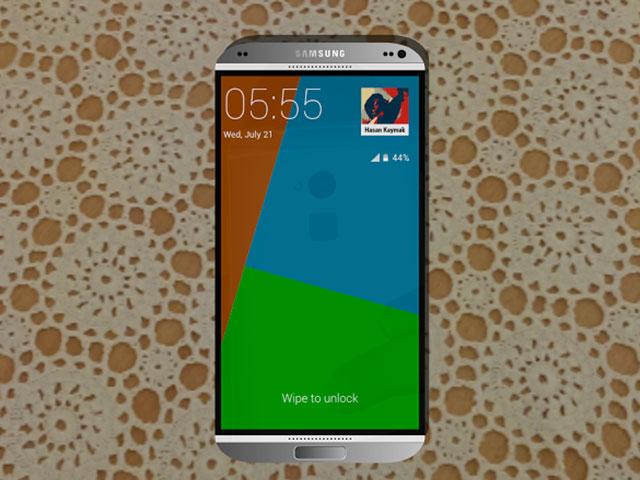 Concept Samsung Galaxy S5 : image 1