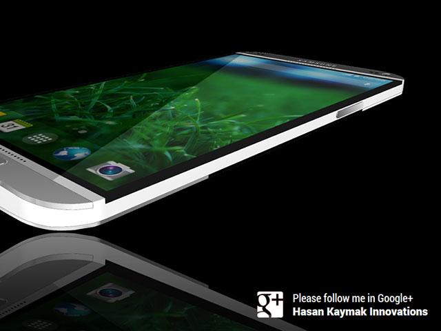 Concept Samsung Galaxy S5 : image 2