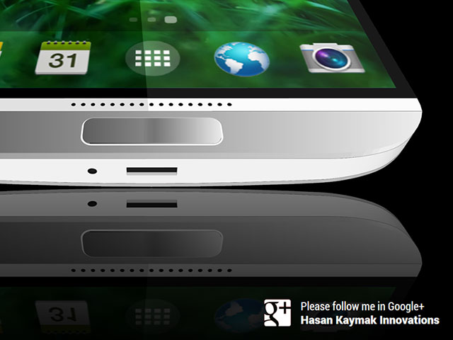 Concept Samsung Galaxy S5 : image 3