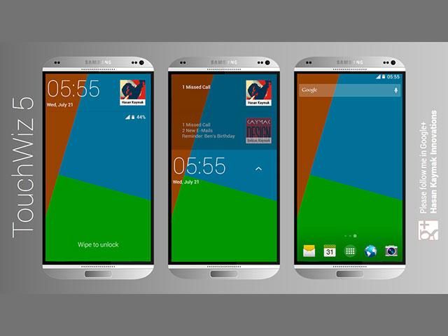 Concept Samsung Galaxy S5 : image 7