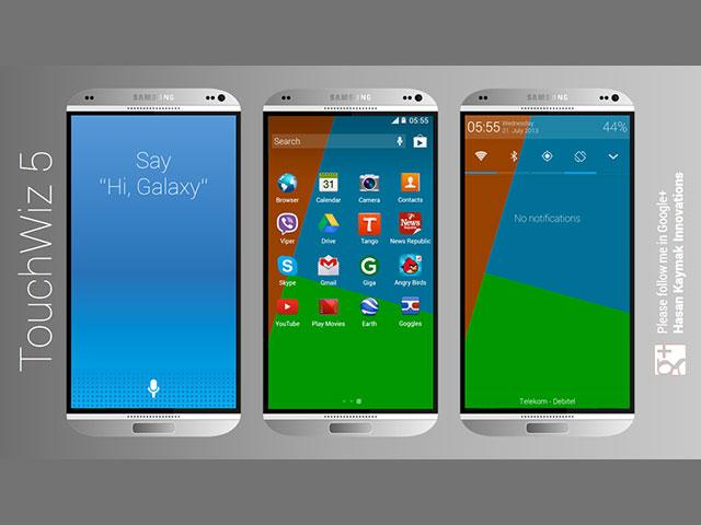 Concept Samsung Galaxy S5 : image 8
