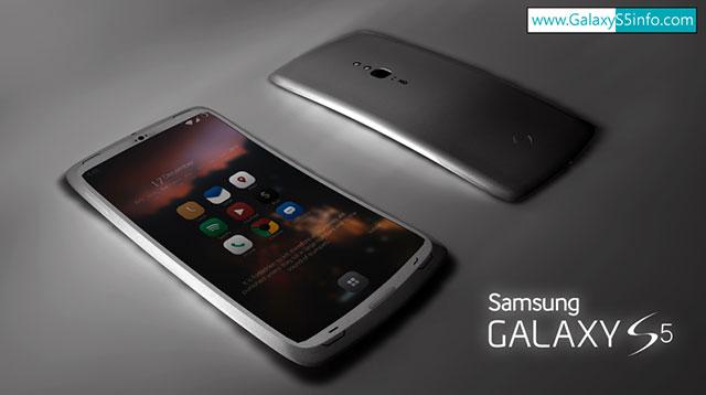 Samsung Galaxy S5 : un très beau concept de plus