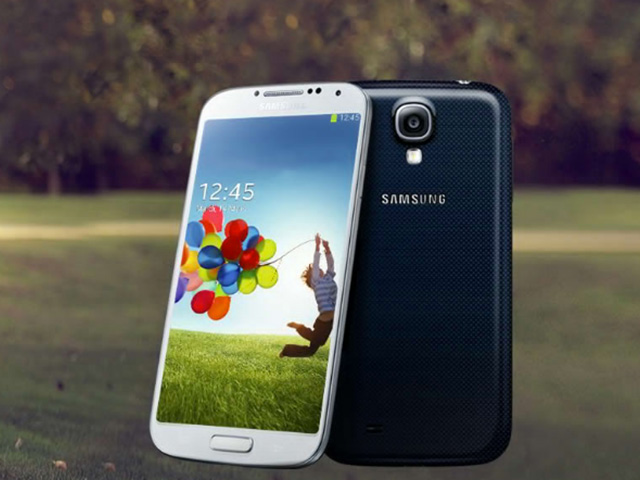 Coque diamants synthétiques Galaxy S5