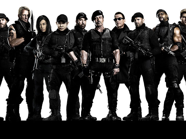 Bande annonce The Expendables 3