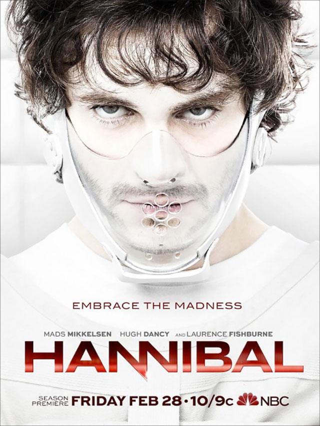 Poster saison 2 Hannibal