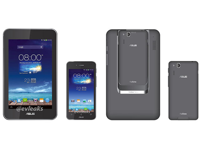 Images Asus Padfone Mini 4.3