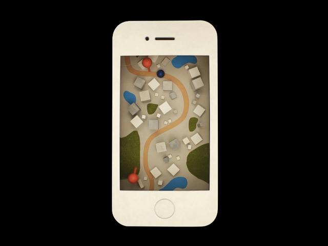 iPhone Réel