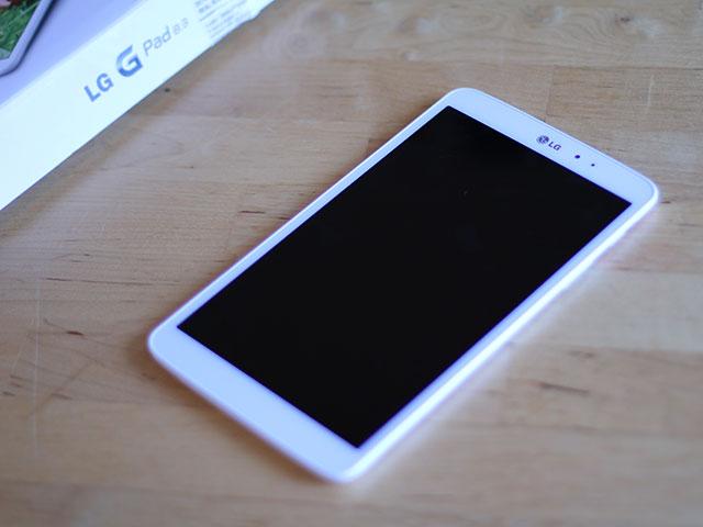 LG G Pad 8.3 : photo 1
