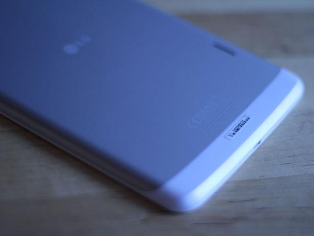 LG G Pad 8.3 : photo 5