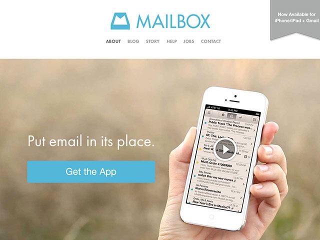 Mailbox iCloud Yahoo Mail