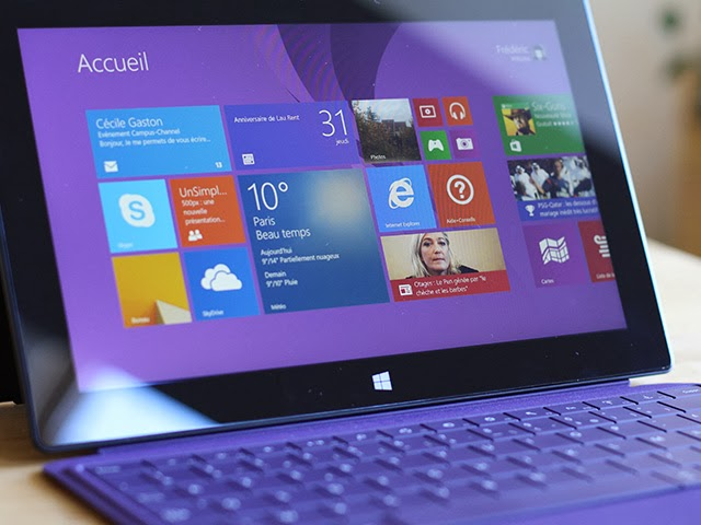 Microsoft Surface Mini : nouvelles rumeurs dec2013