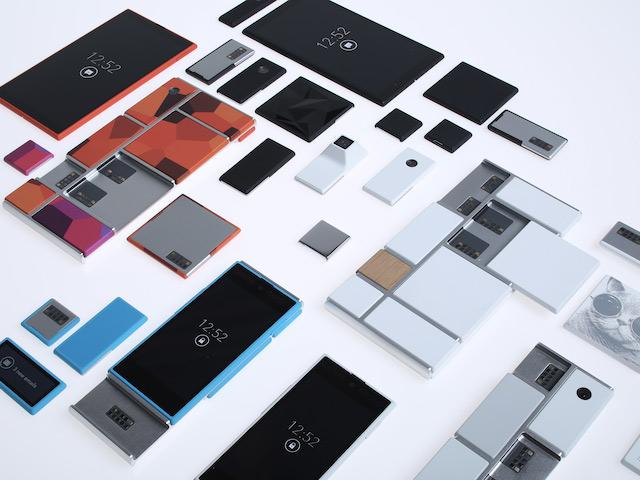 Infos Motorola Project Ara