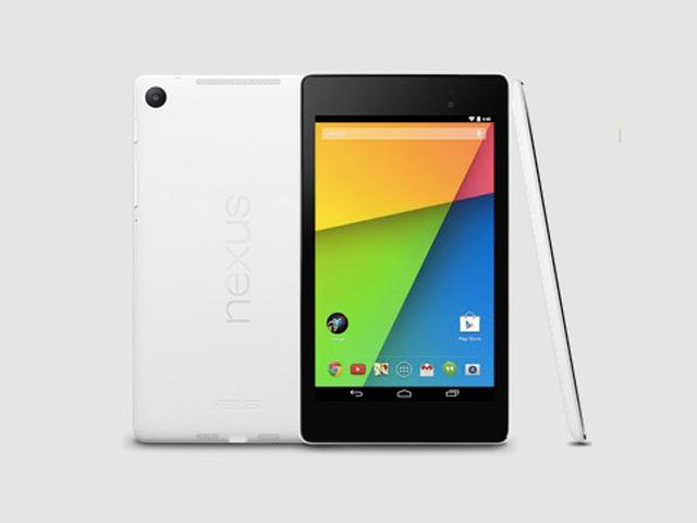 Nexus 7 blanche