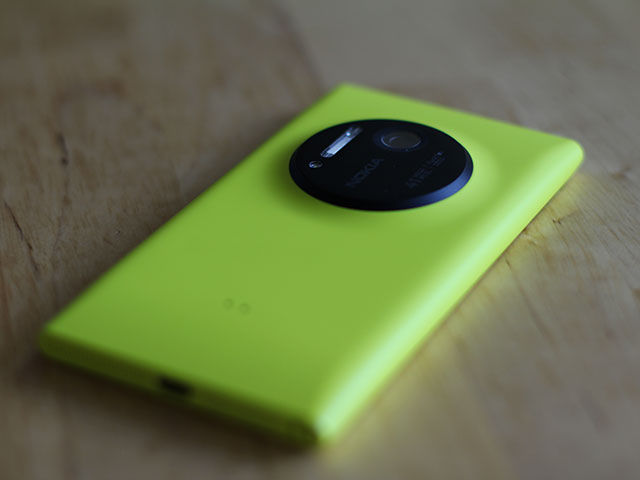 Nokia Lumia 1020 : photo 4