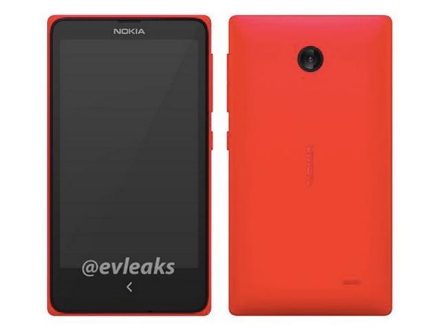 Pas de Nokia Normandy