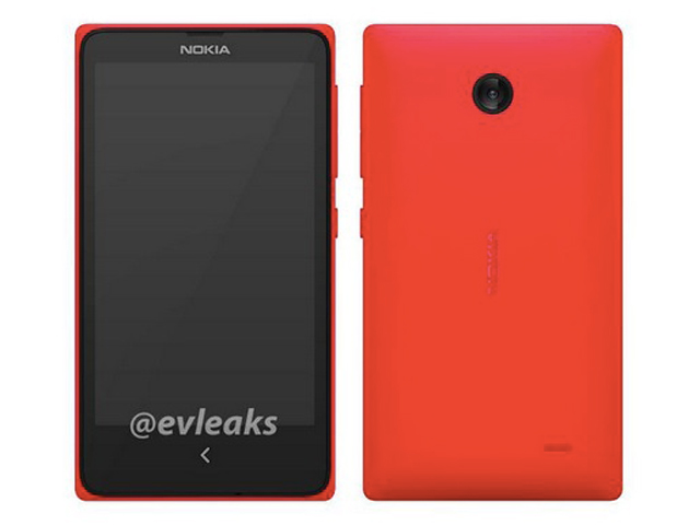 Nokia Normandy Android