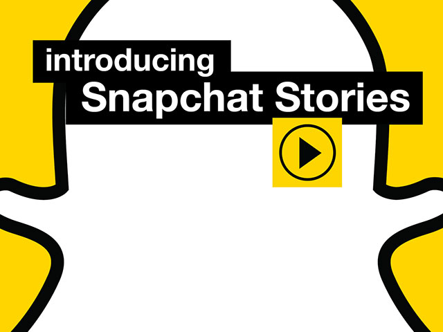 Nouvelle version Snapchat