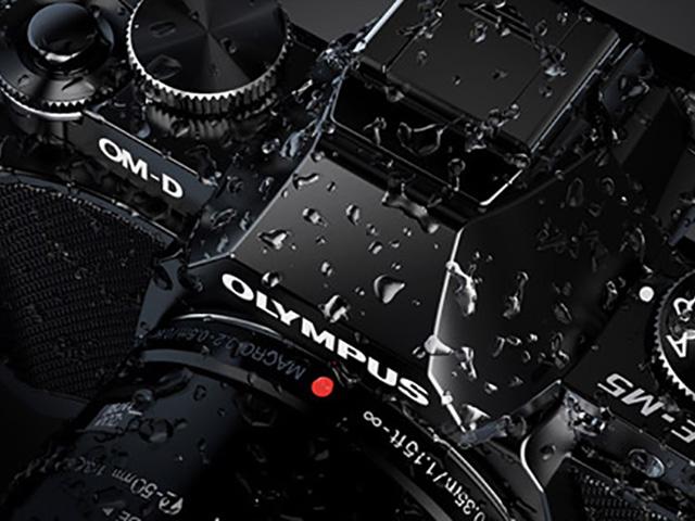 Olympus OM-D E-M10 listing indonésien