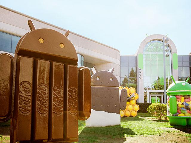 Parts de marché KitKat