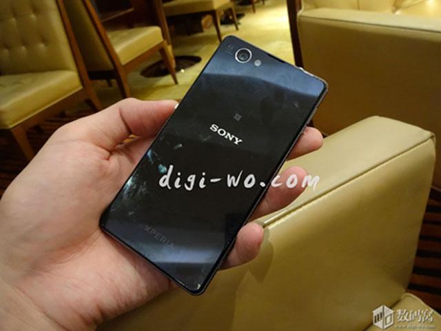 Photo Sony Xperia Z1s dec13