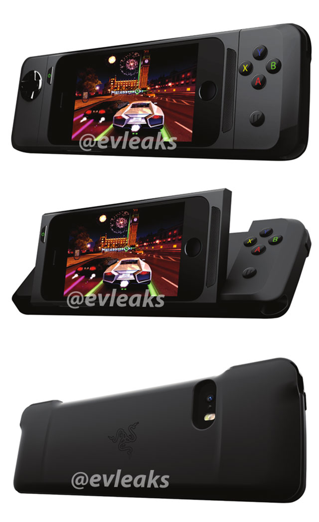 Razer Gamepad iOS 7 bis