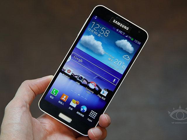 Samsung Galaxy J Taïwan