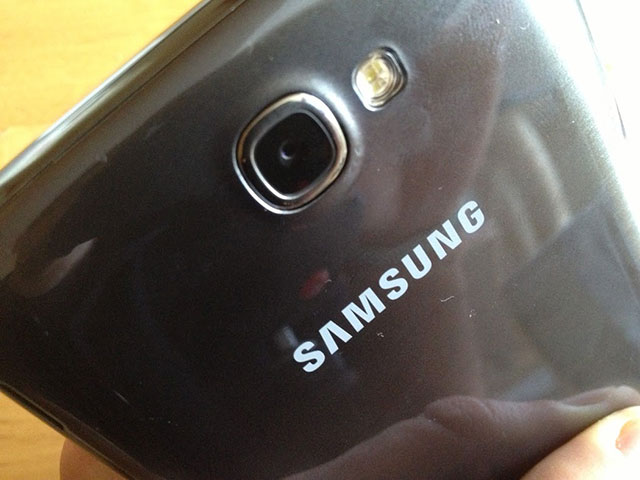 Production Samsung Galaxy Note 3 Lite