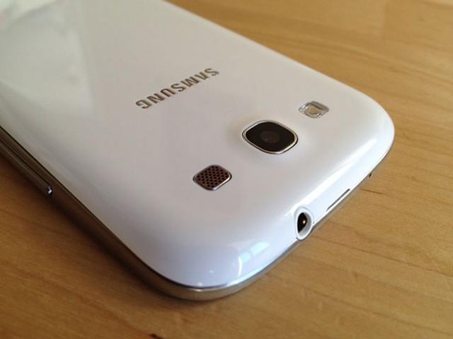 Ecran WQHD Samsung Galaxy S5