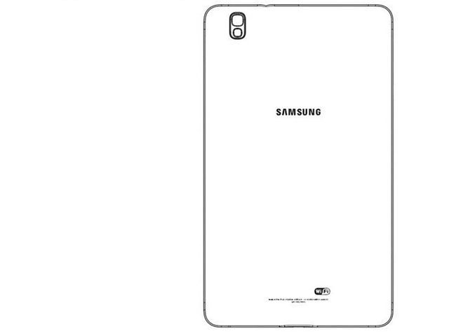 Samsung Galaxy Tab Pro 8.4 FCC