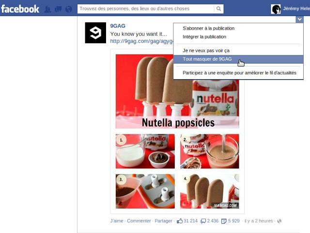 Se désabonner d'un utilisateur de Facebook, ce sera désormais plus clair