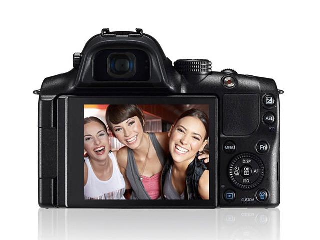 Spécifications Samsung NX30 dec13