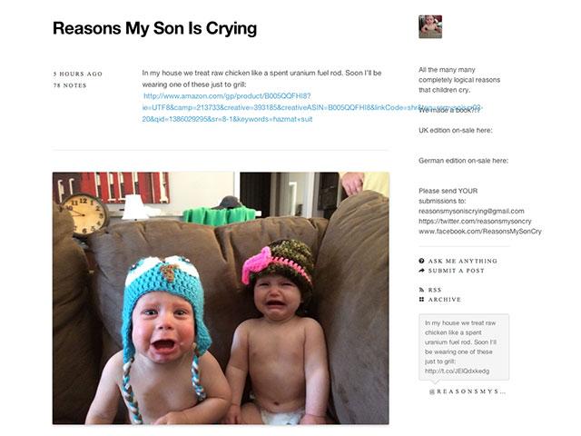 Top Tumblr 2013