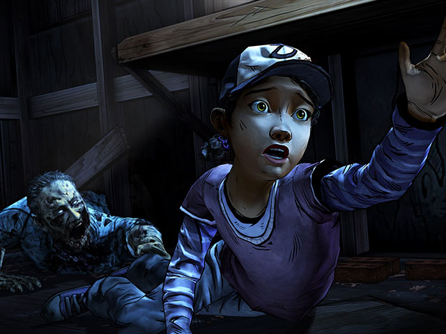 Nouveau trailer The Walking Dead The Game saison 2