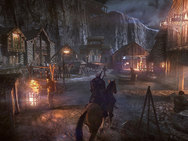 Trailer The Witcher 3