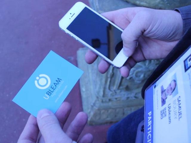 Il Suffira Alors Dutiliser Une Application Mobile Dediee Pour Scanner La Carte Quelques Secondes Plus Tard Roue Va Apparaitre En Surimpression Sur