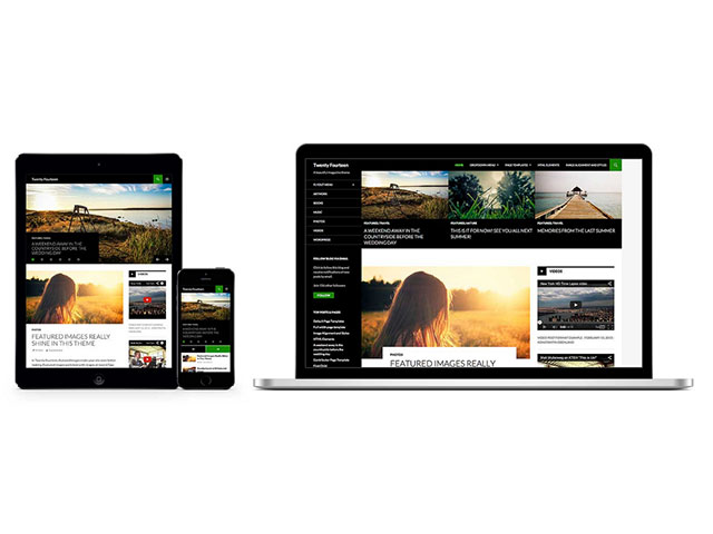 WordPress 3.8 : capture 3