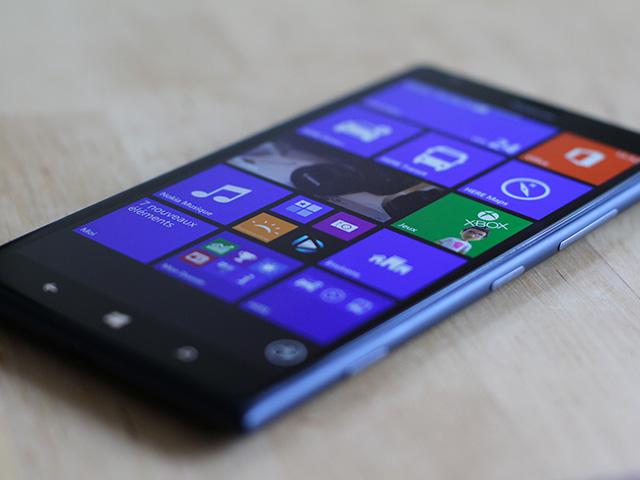 Nokia Lumia 1520 : image 6