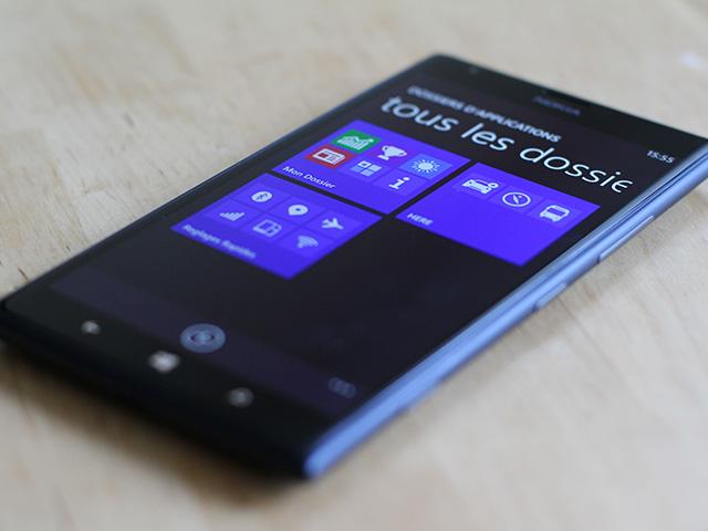Nokia Lumia 1520 : image 10