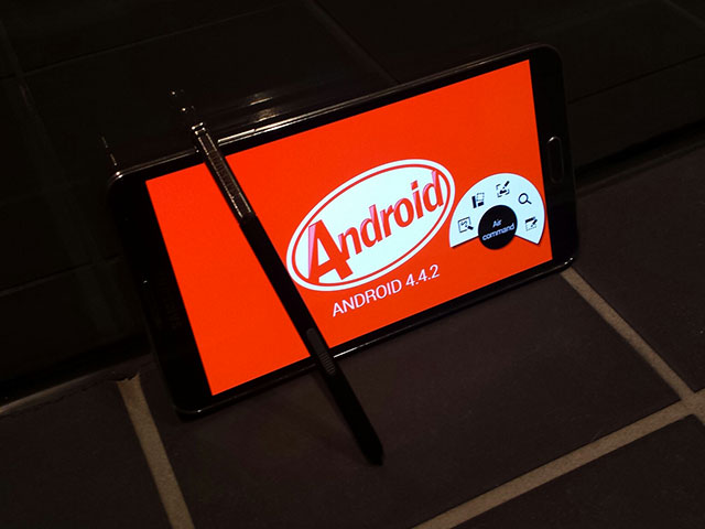 Android 4.4.2 KitKat Samsung Galaxy Note 3