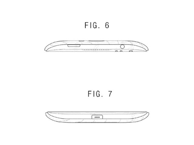 Brevet Samsung smartphone : image 4